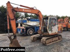 Hitachi EX60-1 Digger Excavator - Patterson Plant Sales