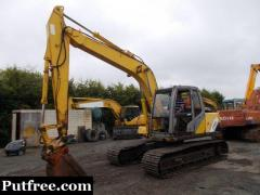 Kobelco SK130 Digger Excavator - Patterson Plant Sales U.K.