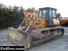 Komatsu D53P-17 - Patterson Plant Sales Used Machinery U.K.