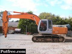 Hitachi EX200-5 Digger Excavator - Patterson Plant Sales