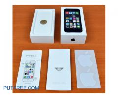 Iphone 5s 16GB Space Gray Import From (KSA) Soudia Arebia Pin Pack