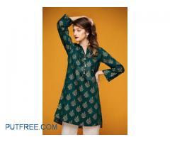 Nishat 2pcs Linen Fabric
