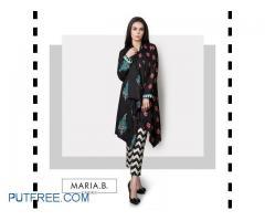 Maria B 2pcs Linen Fabric