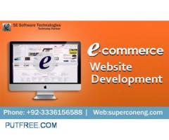 E-commerce website development in Just 15,000