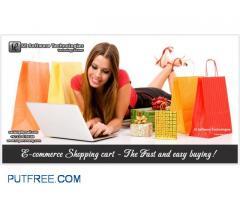 Online Shopping Website Designer Karachi