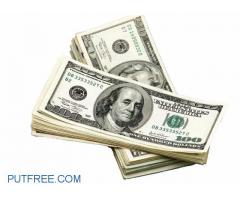 We give LOAN here with 3% on any amount apply now.