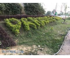 लखनऊ में सीतापुर हाईवे पर ले प्लाट मात्र रु 6885/माह की क़िस्त पर