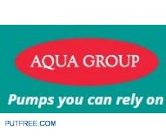 Pressure Booster Pumps - aquagroup.in