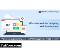 Affordable Website Designing - Web Development