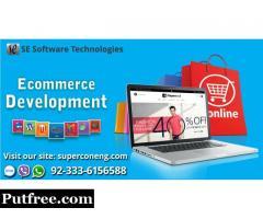 Hire Best eCommerce Web development Company