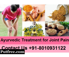 Ayurvedic treatment for joint pain in Aram Bagh   +91-8010931122  