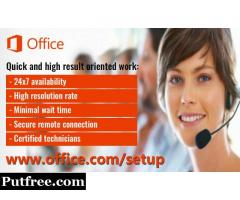 Office.com/setup and MS Office Install