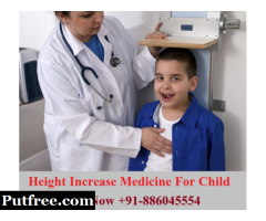 height increase medicine for child in Bikaner | +91-8860455545 |