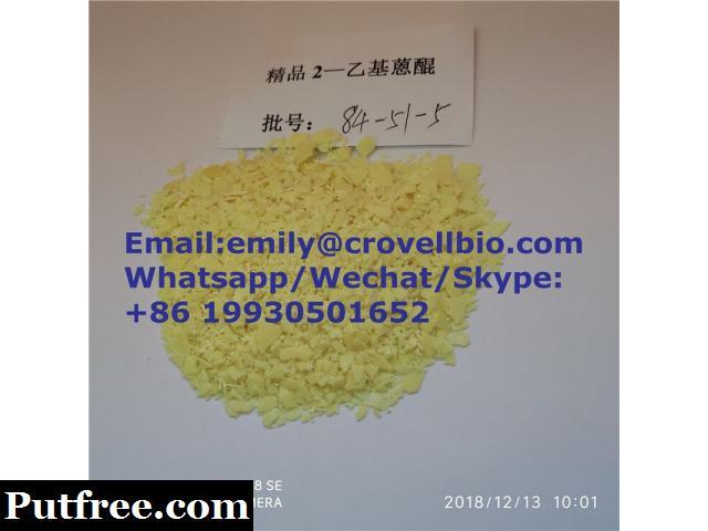 High quality 2-Ethyl anthraquinone  Cas 84-51-5