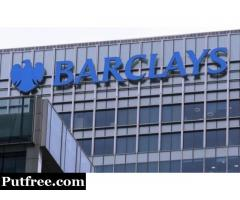 Find Barclays bank contact