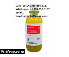 Best Quality Tussionex Cough Syrup wholesale WhatsApp: +1 508-443-6032