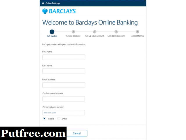 Open current account with Barclays Harrow - Put Free Ads