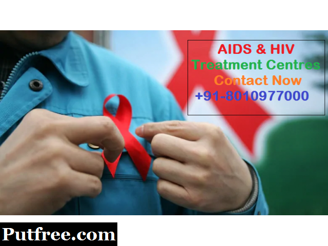AIDS & HIV treatment centers in Delhi Cantt [+91-8010977000]