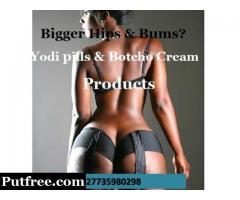 Hips & Bums Enlargement call +27735980298 Botcho cream & Yodi Pills in Johannesburg
