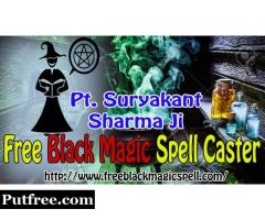 Free Black Magic Spell Astrologer Baba Ji- Suryakant Sharma