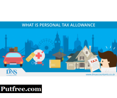 What is personal tax free allowance?