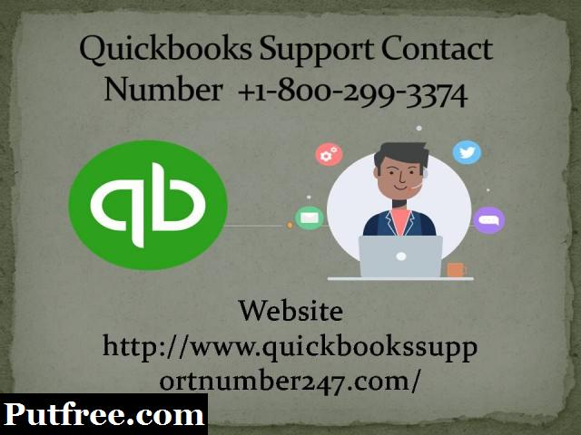 Quickbooks Support Phone Number  +1-800-299-3374