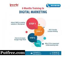 Best Digital Marketing Training Delhi | Start With Free Demo Class‎