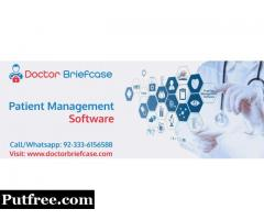 Patient Management Software Doctor Briefcase