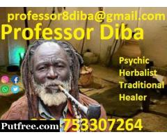 THE MOST POWERFUL SPIRITUALIST/HERBALIST IN Uganda +256 753307264