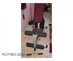 Life line home gym Fitness equipment