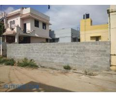 Residential land at low price