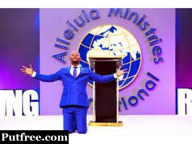 ONLINE PRAYER TRUE DELIVERANCE Alleluia Ministries International +27739544742