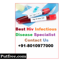Best hiv infectious disease specialist in gurgaon Sarhol | +91-8010977000