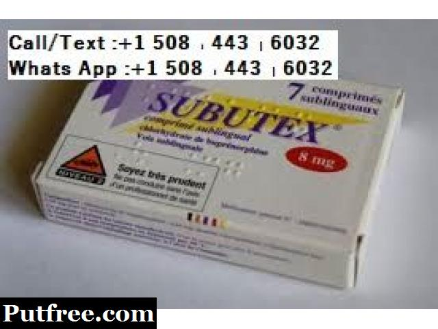 Legit subutex for sale online  Whats App :+1 (385) 350 3167