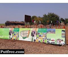 Open bungalow plots