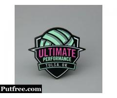 Ultimate Performance Baseball Trading Pins