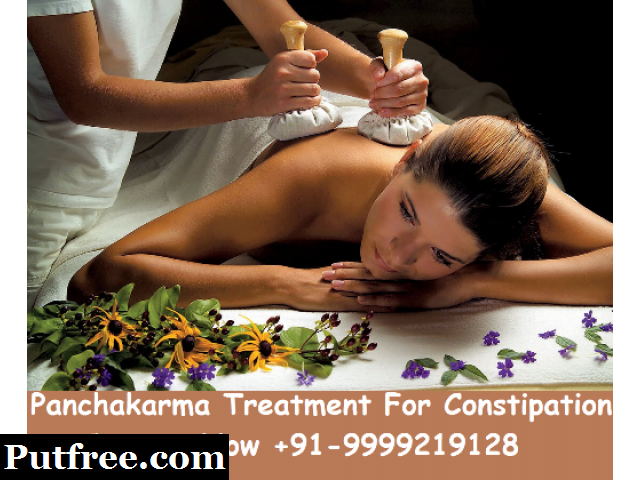 panchakarma treatment for constipation in Anand Vihar | +91-9999219128