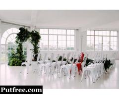 Go for Chair Hire on Time to Avoid Last Minute Hassle