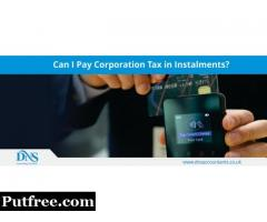 Can I Pay Corporation tax instalments