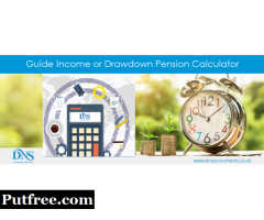 Use Pension Drawdown calculator for taxes