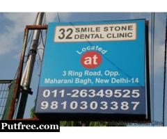 Book Appointment at the Best Dental Clinic in Delhi