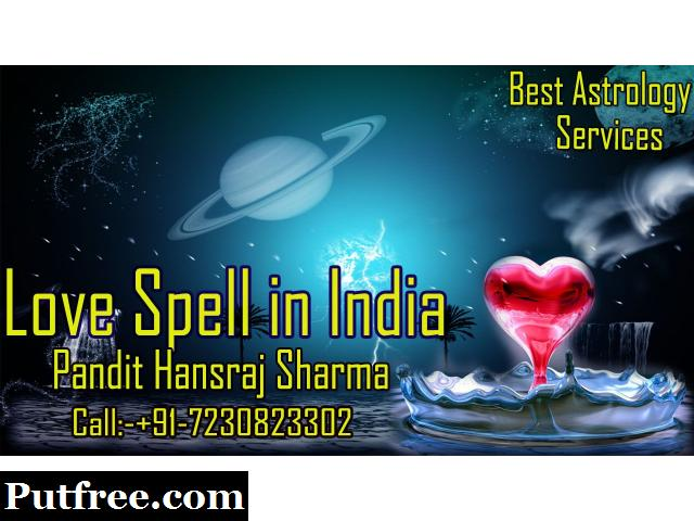 Most Popular Love Caster of Love Spell in India & his Magic really