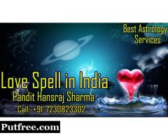 Most Popular Love Caster of Love Spell in India & his Magic really works