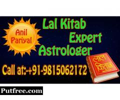 Lal Kitab Expert Astrologer is our Anil Pariyal from India gives best solution