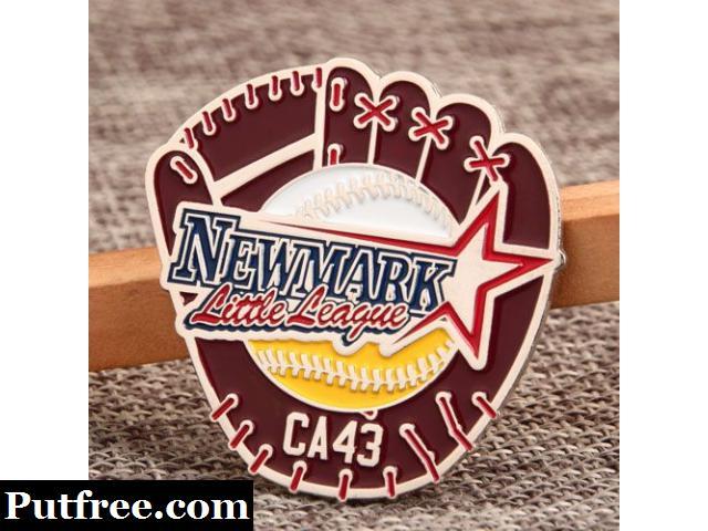 NLL Baseball Trading Pins