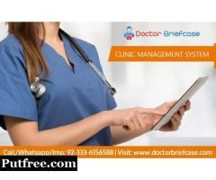 Doctor Briefcase - Best Clinic Management Software