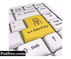 Home based data entry