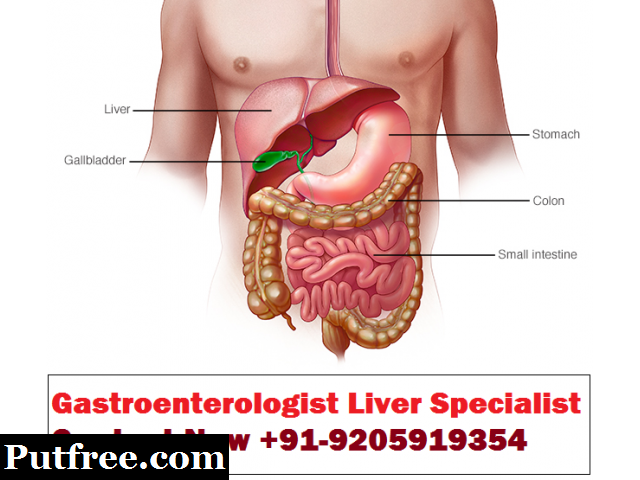 Gastroenterologist liver specialist in Saket nagar deoria   +91-9205919354