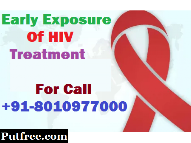 Early exposure of HIV treatment in Anand Vihar | +91-8010977000
