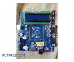 ARM7 LPC2148 Microcontroller